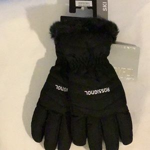 Rossignol Drypel Waterproof Women Ski Gloves Small